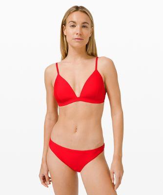 Waterside Swim Top C