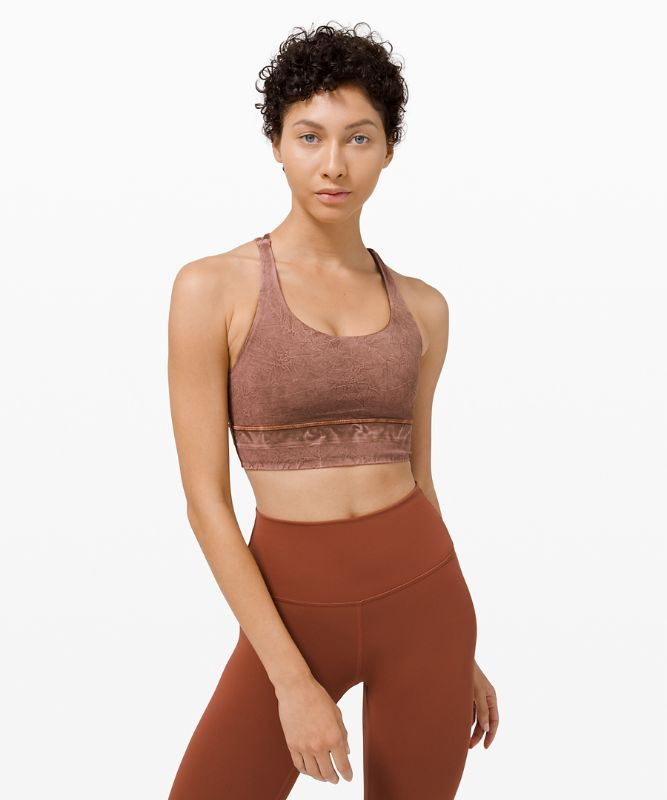 Energy Bra Long Line *Ice Wash Nulux