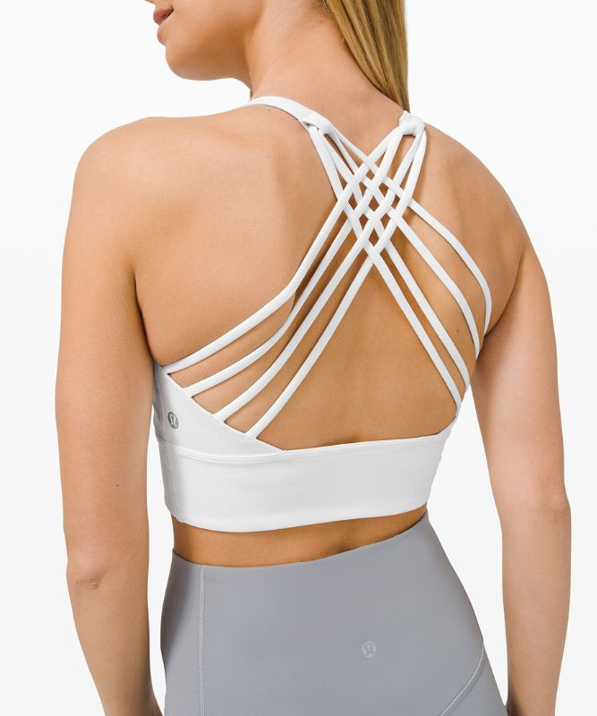 Free to Be High-Neck Long-Line Bra - Wild *Light Support, A/B Cups Online Only