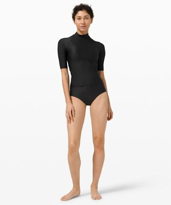 Waterside UV Protection Short-Sleeve Rash Guard *Online Only