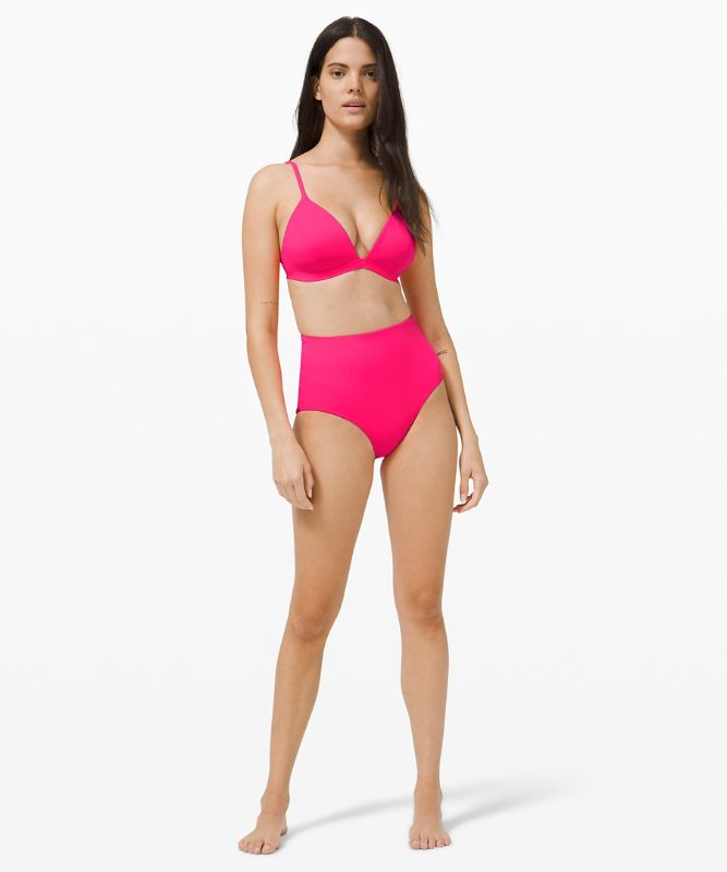 Deep Sea Swim Top D SS