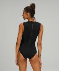 Zip-Back Paddle Suit