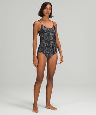 Waterside One-Piece Swimsuit *B/C Cup, Medium Bum Coverage