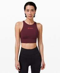 Energy Bra High Neck LL *LNY