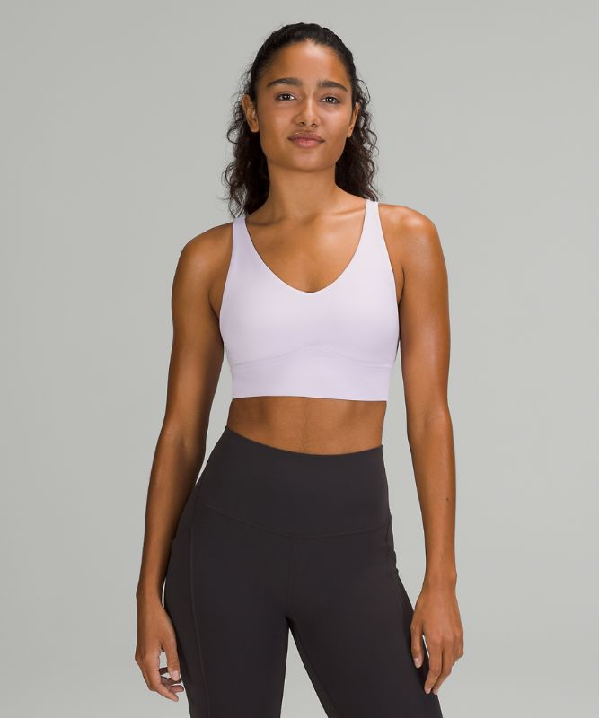 In Alignment Long Line Bra Light Support, B/C Cup