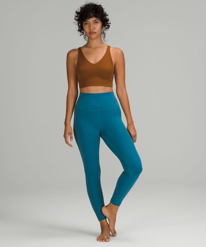 In Alignment Longline Bra *Light Support, B/C Cup
