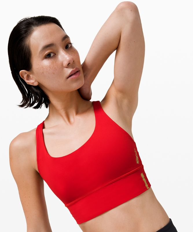 Energy Bra Long Line  *New Year Special Edition