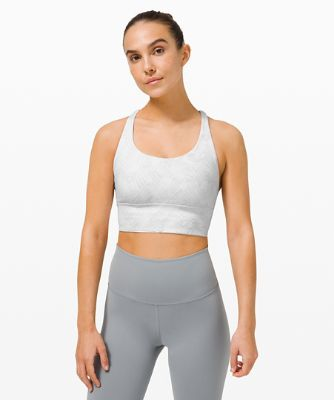 Energy Bra Long Line *Mesh