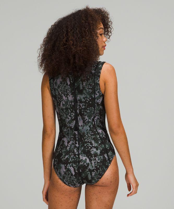 Zip-Back Paddle Suit