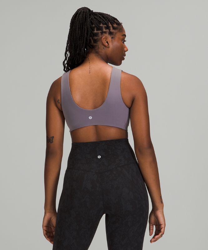 Nulu™ Cross-Front Yoga Bra, B/C Cup