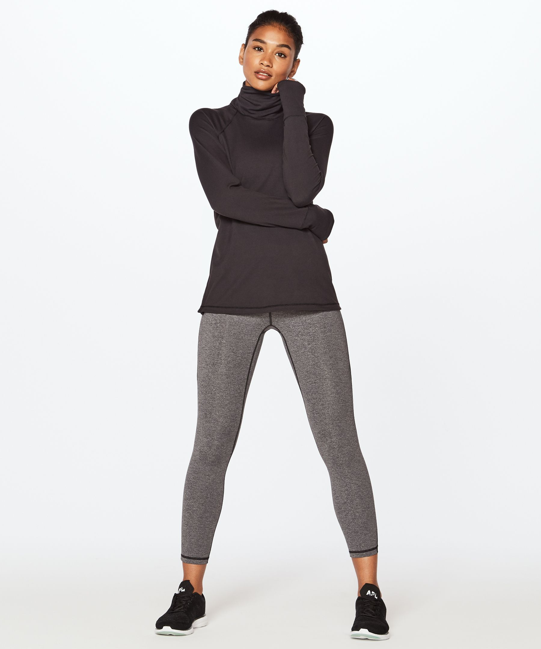 Hill And Valley Turtleneck