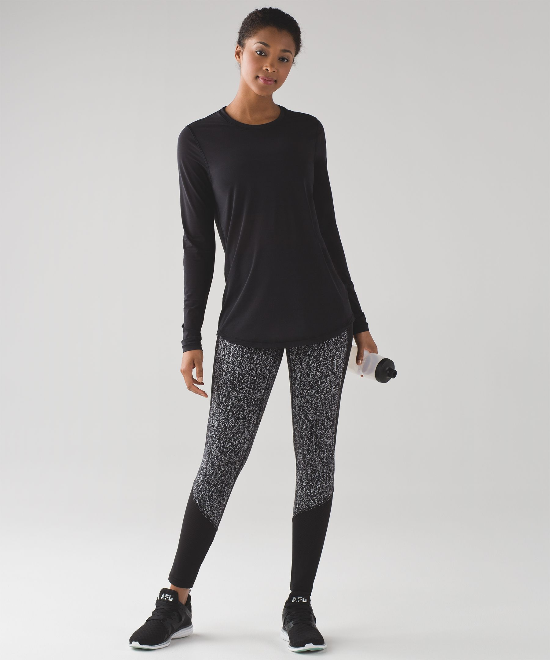 Fit Physique Long Sleeve