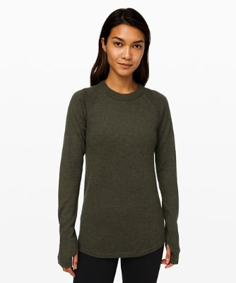 Light Merino Wool Sweater