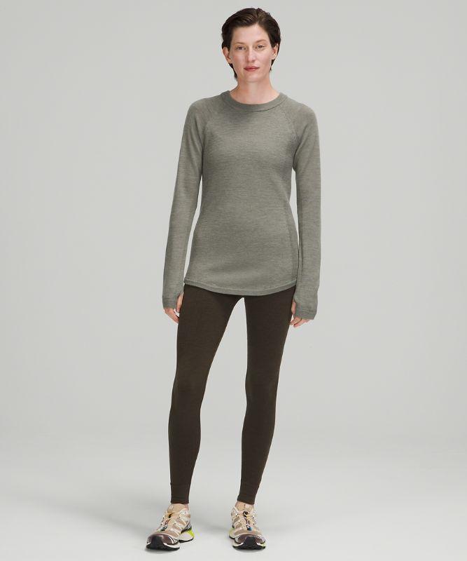 Light Merino Wool Sweater
