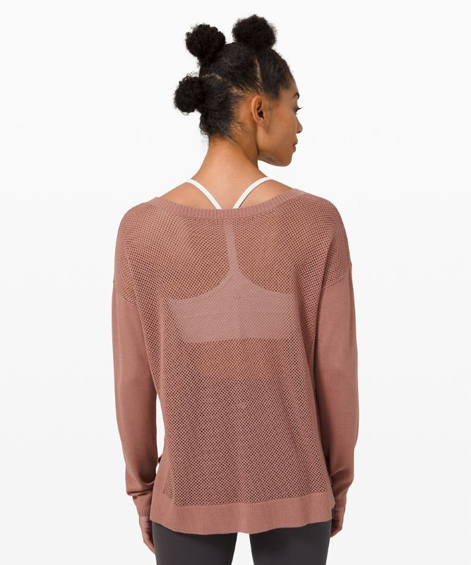 Well Being Pullover