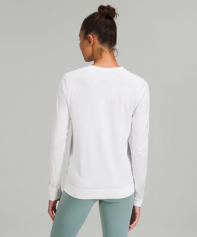Swiftly Tech Langarm-Shirt (Breeze)