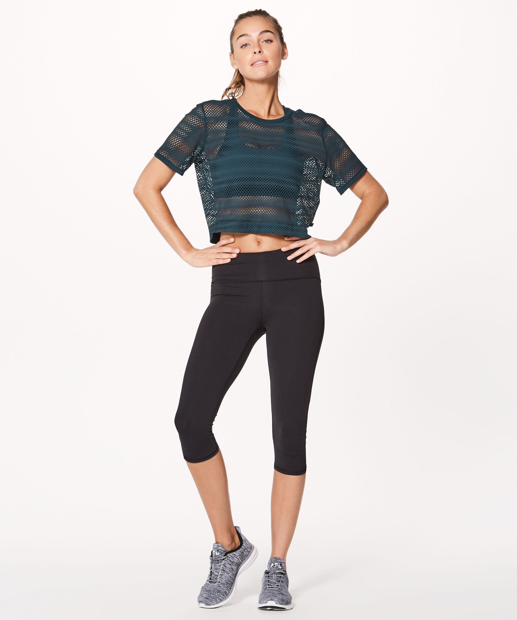Sweat Your Heart Out Short Sleeve by Lululemon