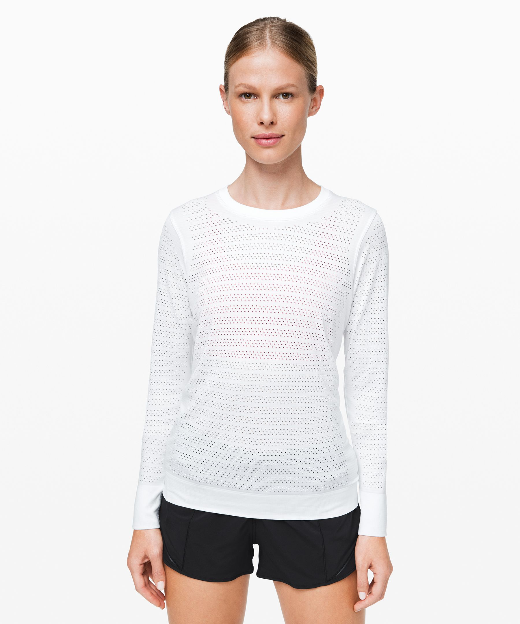 Breeze By Long Sleeve Squad by Lululemon