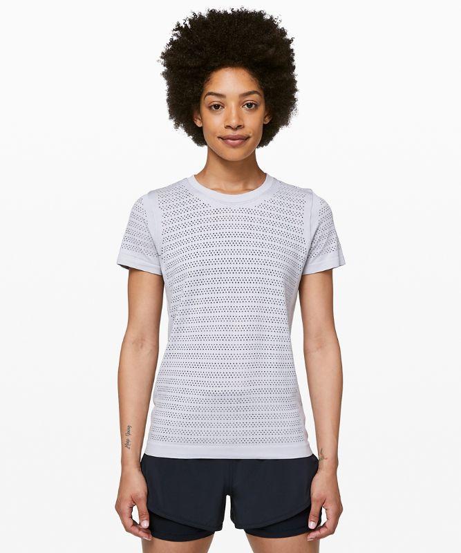 Breeze By Short Sleeve *Squad Stripe