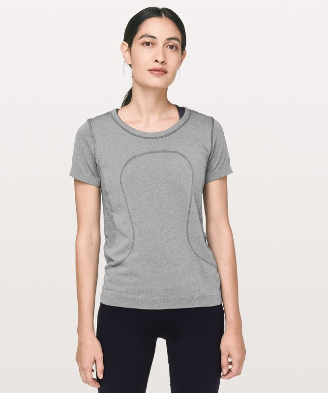 Swiftly Tech Kurzarm-Shirt Breeze