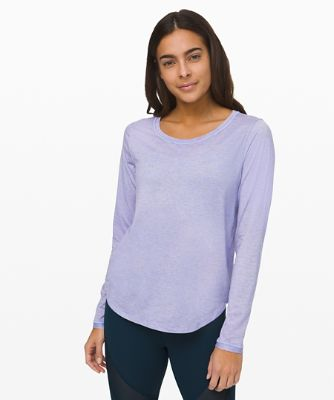 Wild Twist Long Sleeve