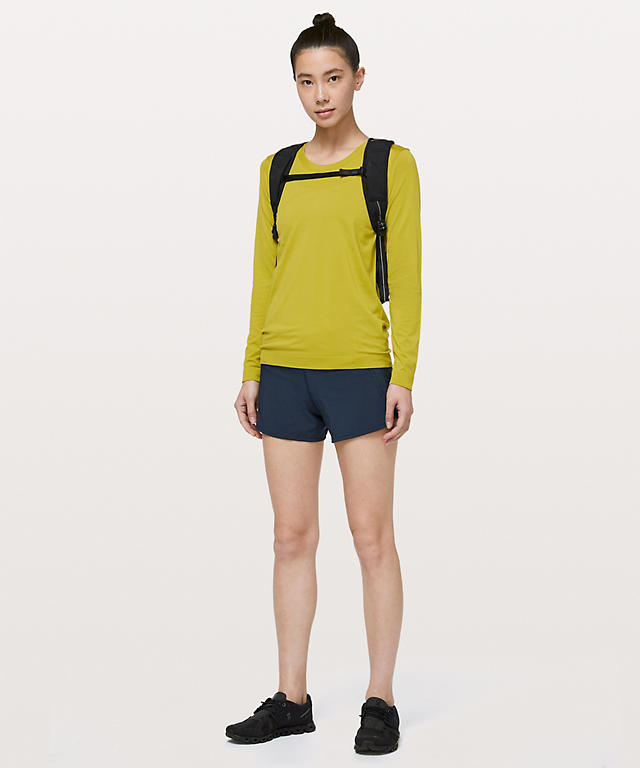 288560e192b ... Golden Lime Golden Lime Swiftly Tech Long Sleeve (Breeze) Relaxed Fit  ...