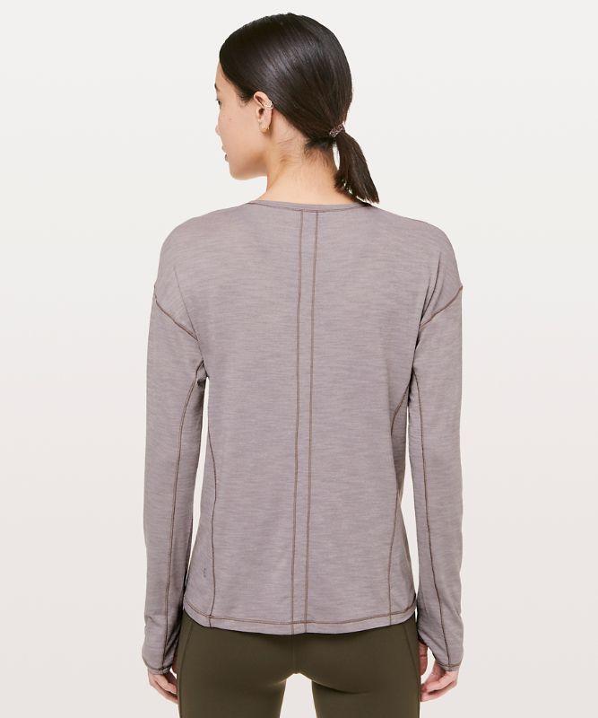 Sweat Embrace Long Sleeve