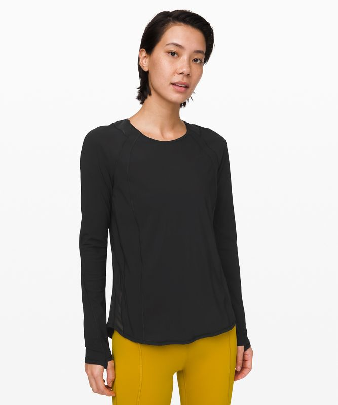 Sculpt Long Sleeve
