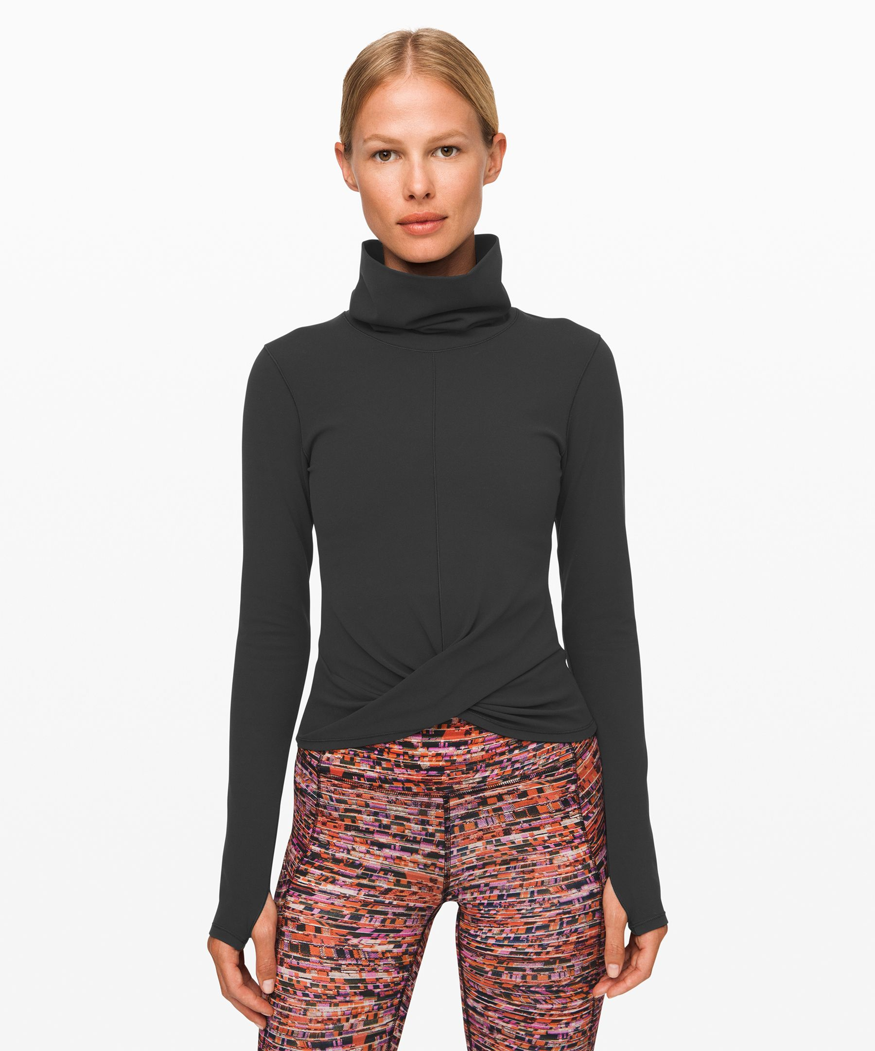 Melodic Movement Turtleneck Long Sleeve by Lululemon