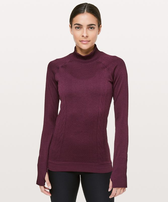 Rest Less Mock Neck