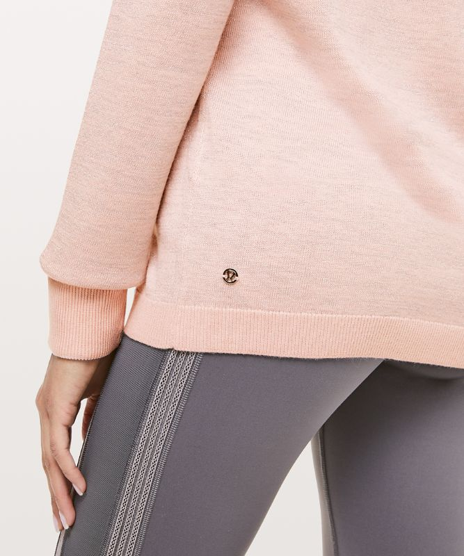 Soft Shine Sweater