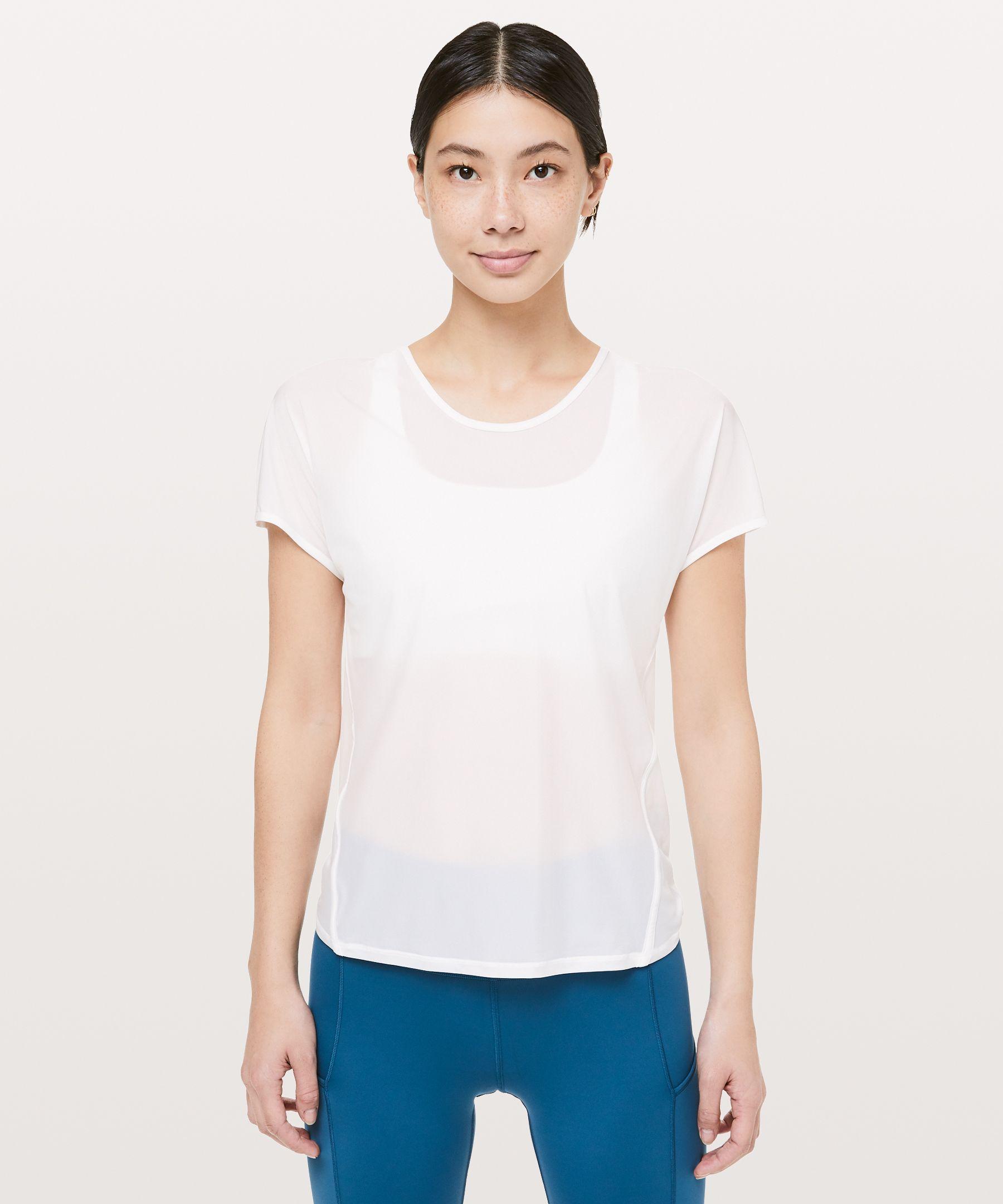 Twist & Train Short Sleeve by Lululemon