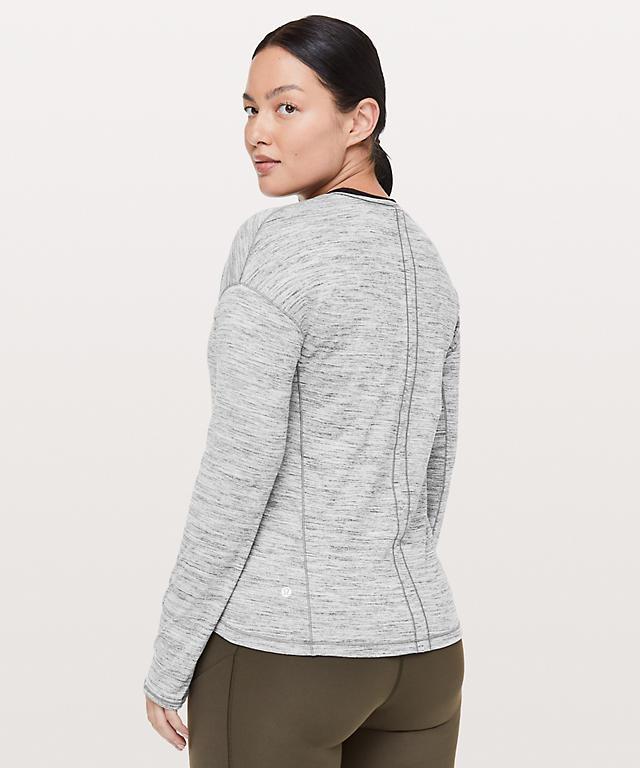 2cfc98884a Sweat Embrace Long Sleeve   Women's Long Sleeves   lululemon athletica