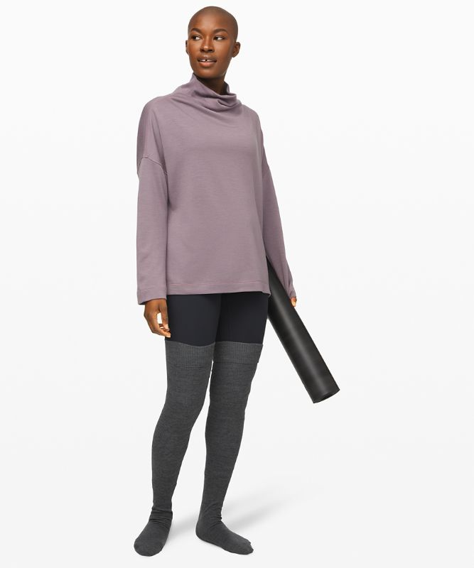 Principal Dancer Funnel Neck Sweater