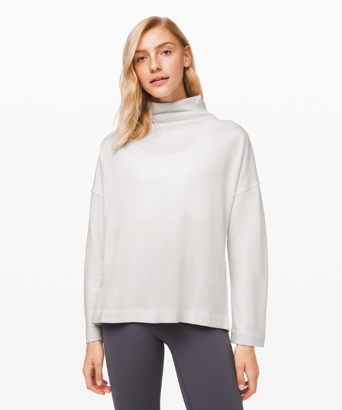 Principal Dancer Funnel Neck