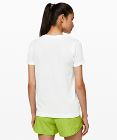 Breeze By Short Sleeve *lululemon