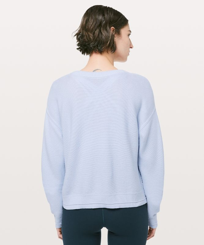 Nurture and Nature Pullover