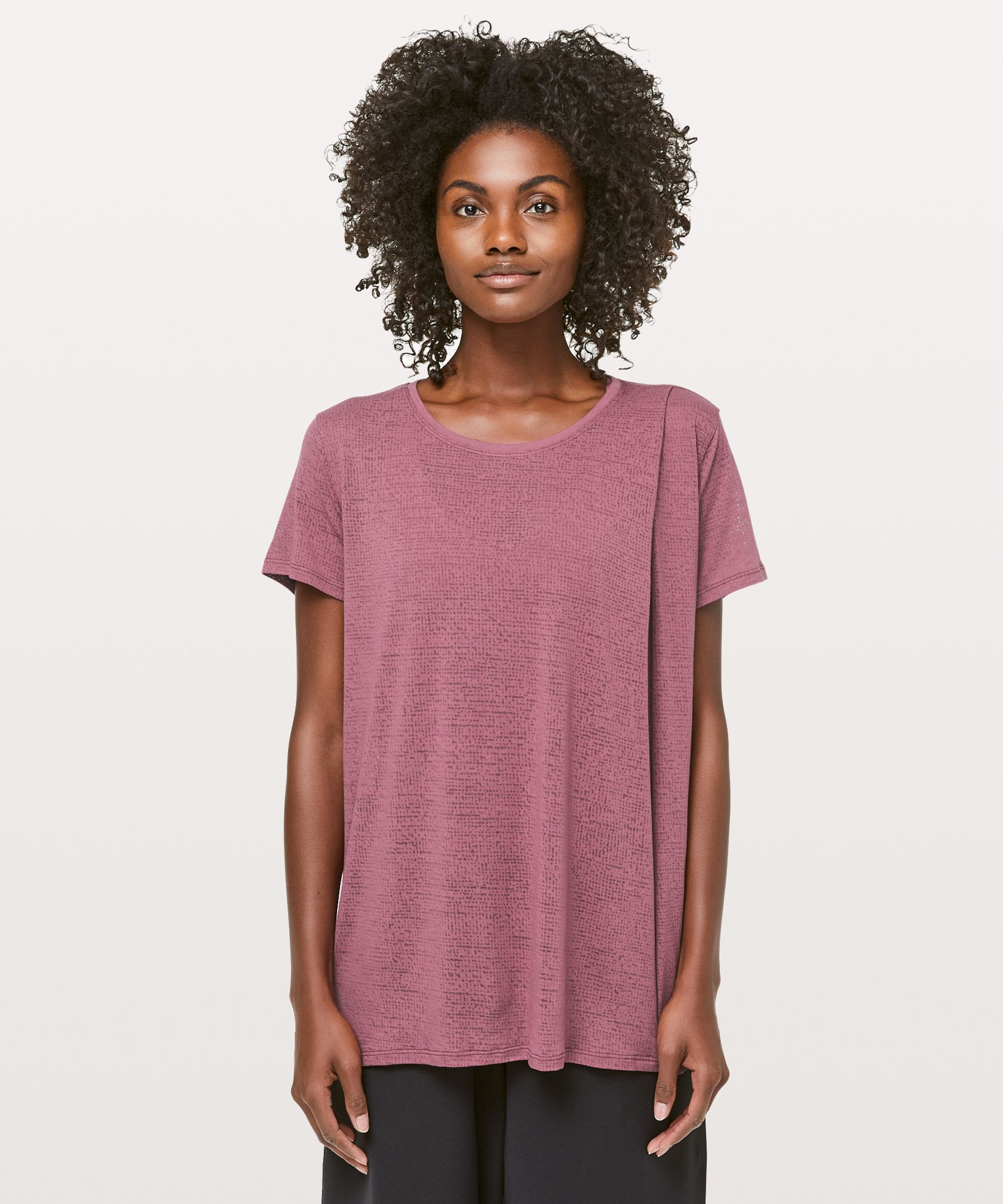 Back To Me Tee Online Only New by Lululemon