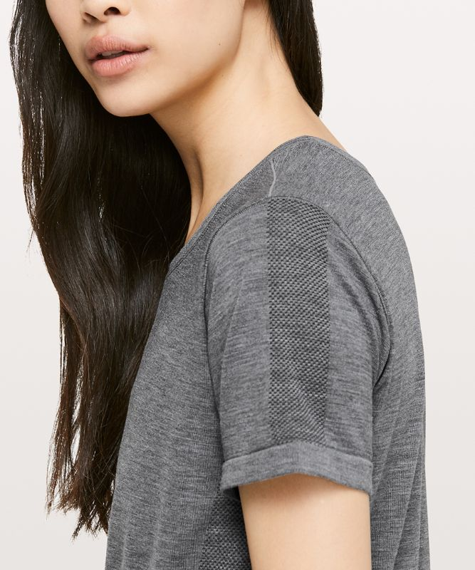 Aerial Silk Relaxed Tee