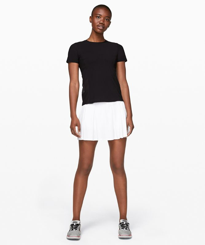 Cross Court Play Short Sleeve