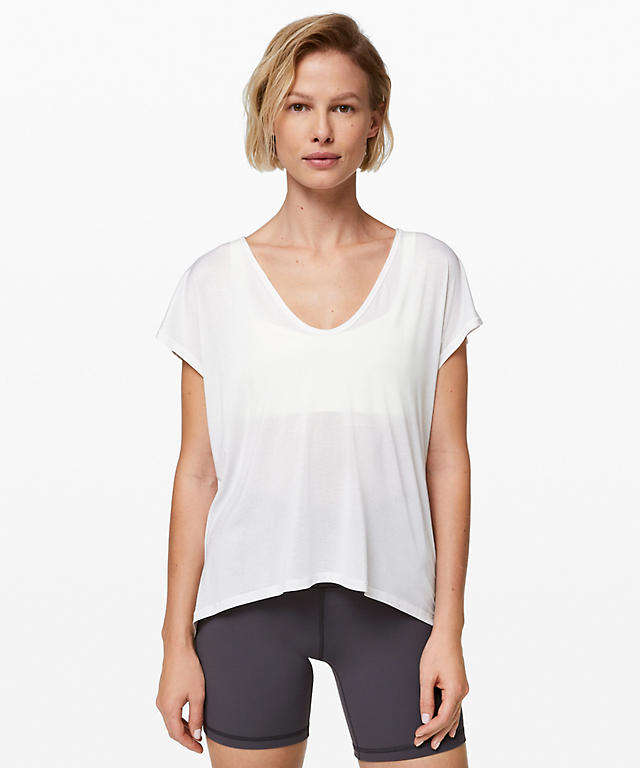 Playful Practice Short Sleeve by Lululemon