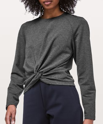 Tuck & Gather Pullover