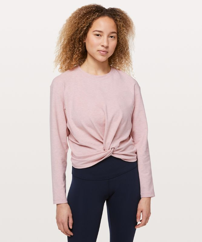 Tuck and Gather Pullover