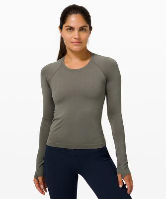 Swiftly Tech Langarm-Shirt 2.0 *Kürzere Länge