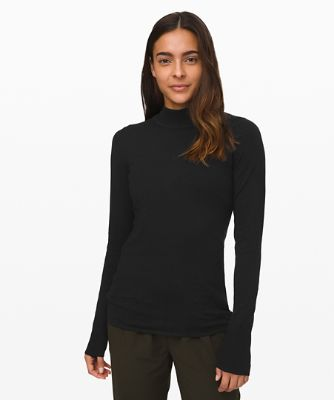 Stand Steady Mock Neck Sweater