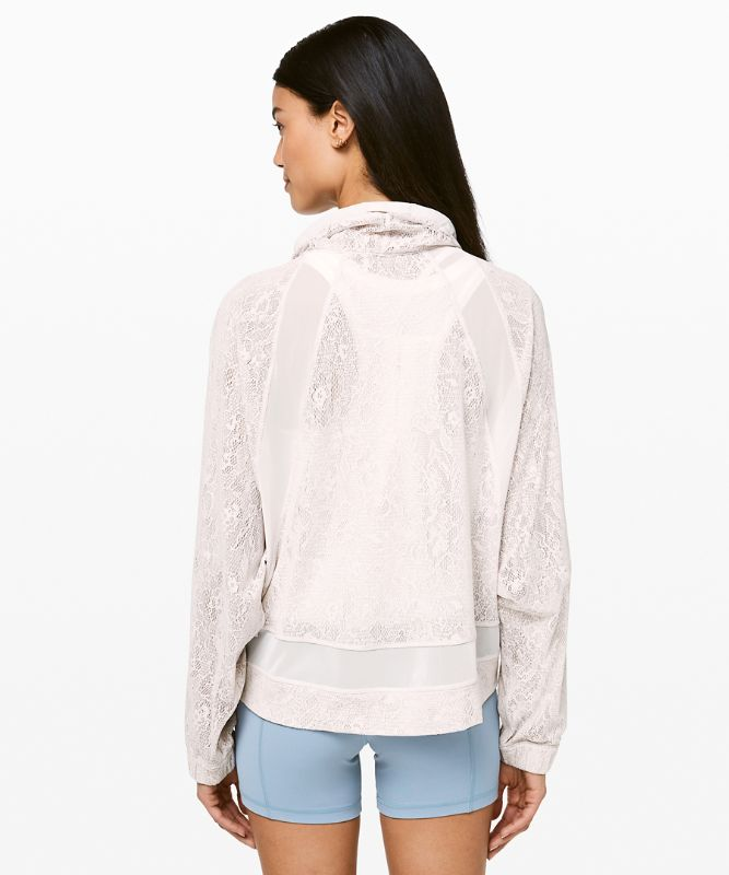 In Depth Jacket *Lace