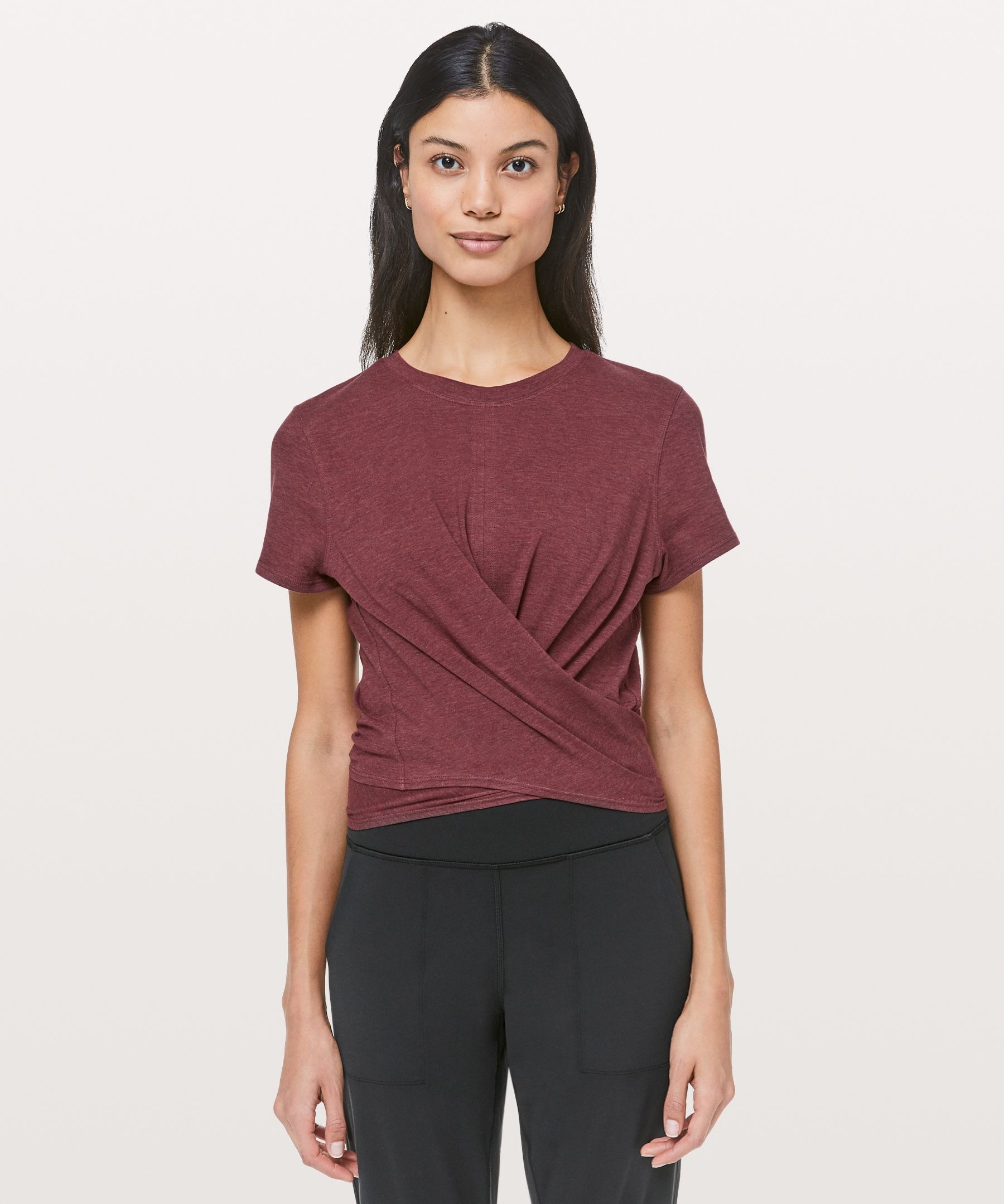 Time To Restore Short Sleeve by Lululemon