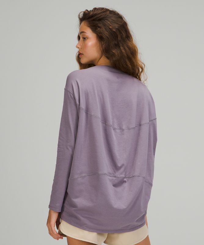 Back In Action Long Sleeve Shirt