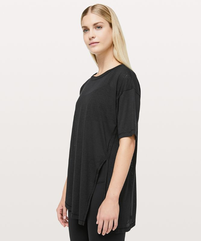 Sneak Out Short Sleeve