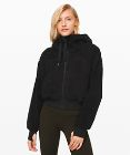 Short Sweet and Sherpa Jacket